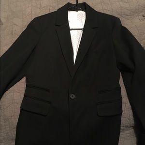 Express black blazer size 10